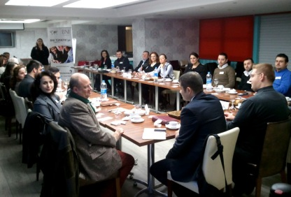 BNI Türkiye toplantısı