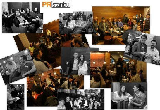 PR Buluşmaları - İstanbul