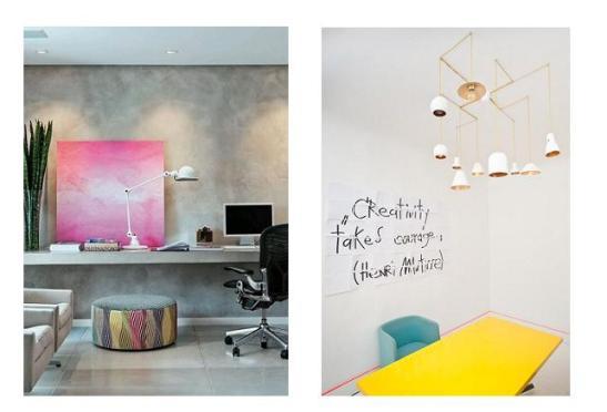 Ofiste hangi renkleri kullanmalıyız.