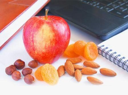 Ofiste sağlıklı beslenme ve sağlıklı atıştırmalıklar