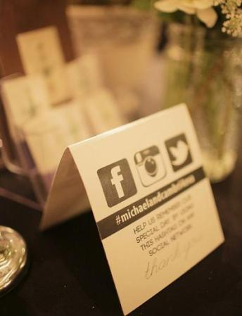 Düğününüz sosyal medyada