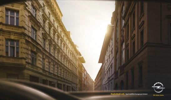 Opel Navigasyon - Kaybolmak Yok
