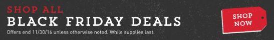 örnek black friday kampanyası, agile marketing için iyi bir örnek